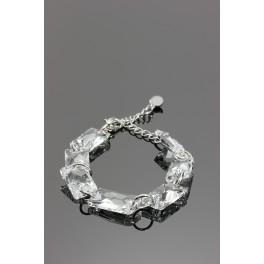 Náramek se sedmi krystaly Swarovski ELEMENTS