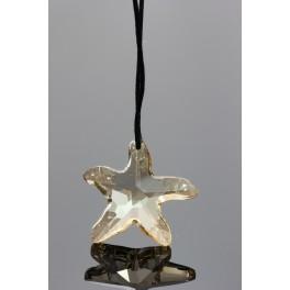 Náhrdelník Swarovski ELEMENTS Mořská hvězda