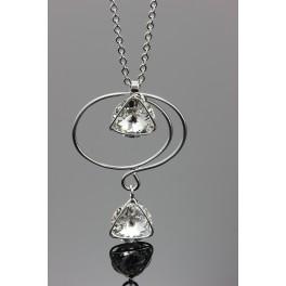 Designový náhrdelník Swarovski ELEMENTS