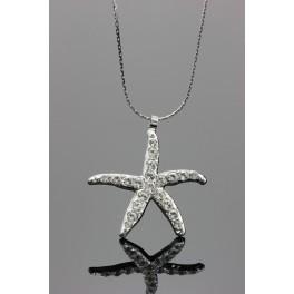 Mořská hvězda Swarovski ELEMENTS