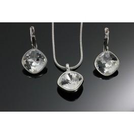Souprava Swarovski ELEMENTS Salie Crystal