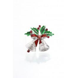 Vánoční zvony Swarovski ELEMENTS