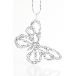 Motýl Swarovski ELEMENTS - Velký