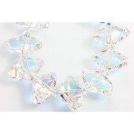 Náramek Swarovski ELEMENTS z broušených krystalů