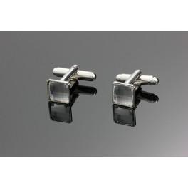 Manžetové knoflíčky Swarovski ELEMENTS Disco malé - BižuSvět - JSB ... 945a13254a8