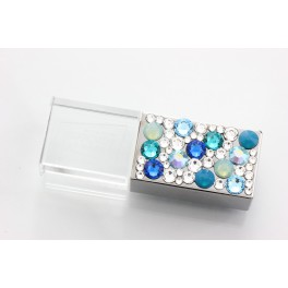 Swarovski ELEMENTS 3D Flash disk 8 GB