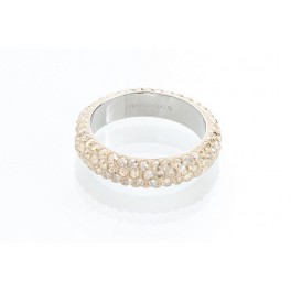Prsten zdobený kameny Swarovski®