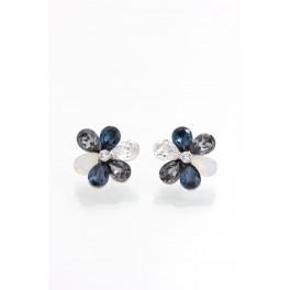 Kytičky zdobené třpytivými krystaly od společnosti Swarovski®