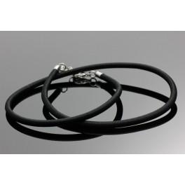 Černý řetízek 47-51 cm