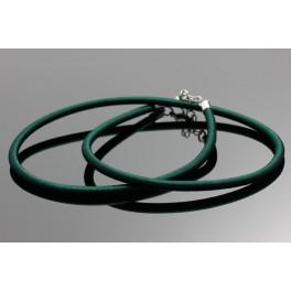 Zelený řetízek 47-51 cm