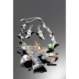 Luxusní souprava Swarovski ELEMENST Diamant