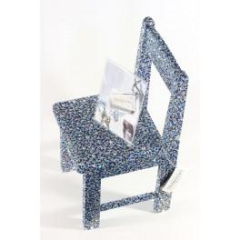Luxusní Židlička Swarovski ELEMENTS