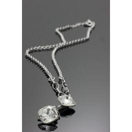 Náhrdelník Swarovski ELEMENTS Salie Crystal
